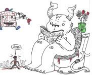 Alex Gross--Monster