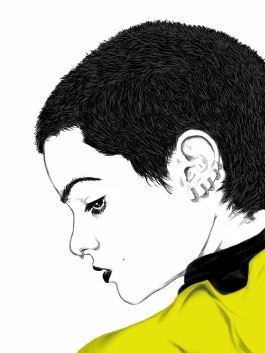Alex Gross--Negasonic Teenage Warhead