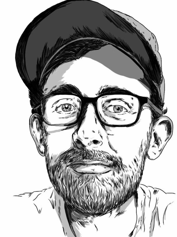 Alex Gross--Tom Cassidy
