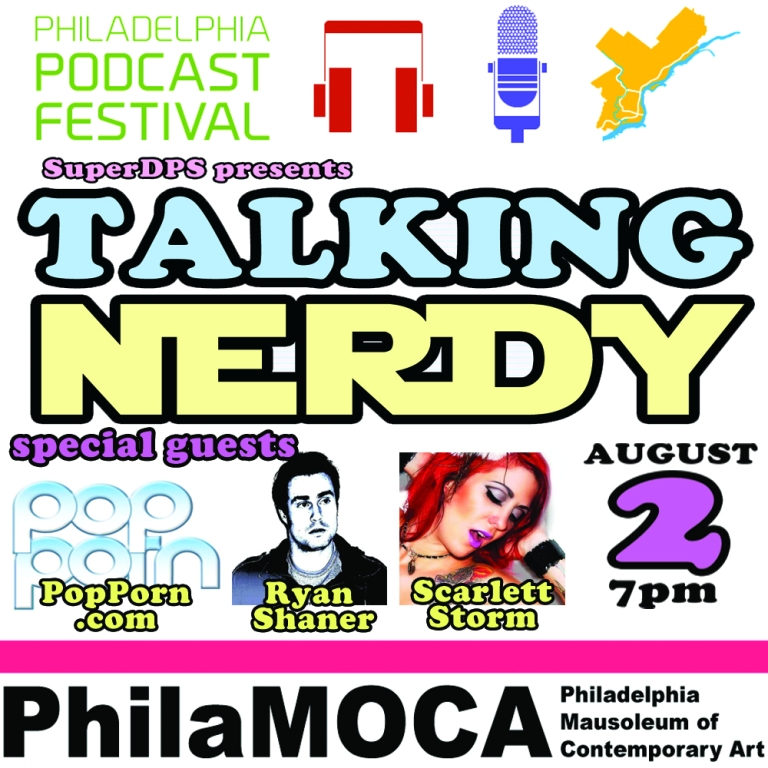Philly Podcast Festival Updates and Guest Announcements!
