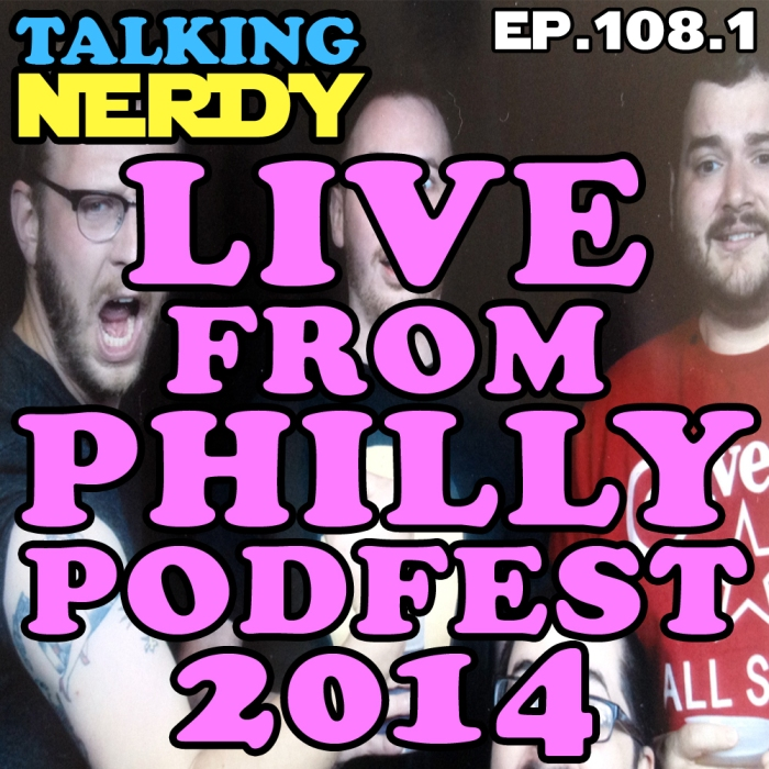 TALKINGNERDYlive